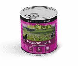 Wildborn Meadow Lamb Nassfutter mit Lamm 6x800g