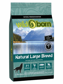 Wildborn Natural Large Breed 15kg