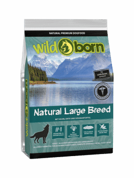 Wildborn Natural Large Breed 500g