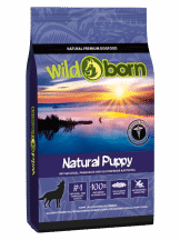 Wildborn Natural Puppy 15kg