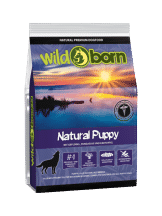 Wildborn Natural Puppy 500g