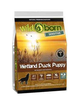 Wildborn Wetland Duck Puppy Sensitive 2kg